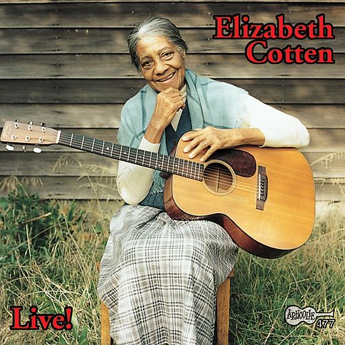 Live! by Elizabeth Cotten