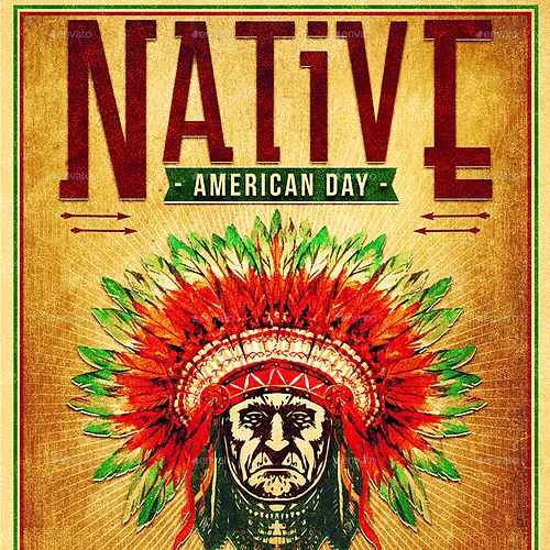 Native American Day de Fly Project
