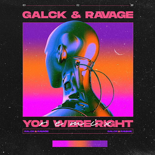 You Were Right de Galck
