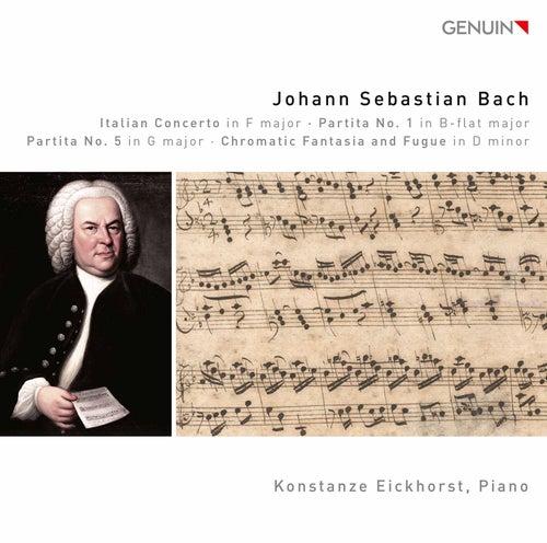 J.S. Bach: Keyboard Works von Konstanze Eickhorst