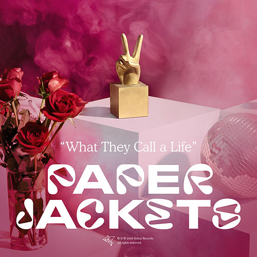 What They Call a Life by Paper Jackets