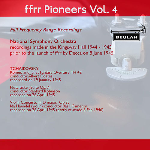 Ffrr Pioneers, Vol. 4 by National Symphony Orchestra