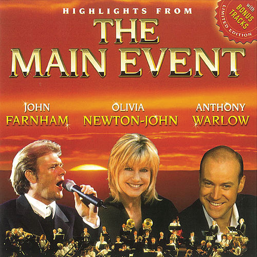 Highlights from The Main Event (Live) de John Farnham