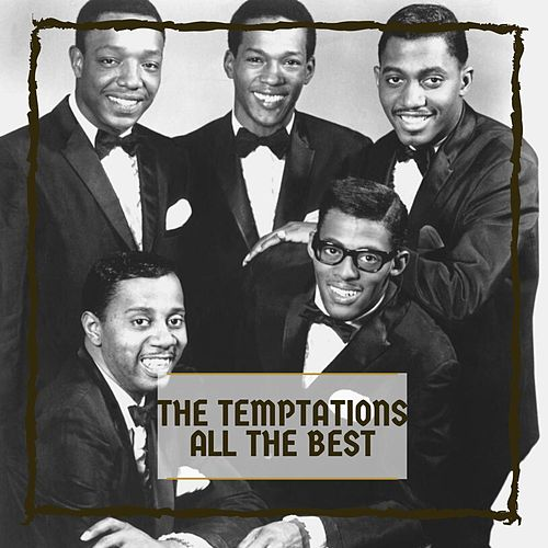 All The Best de The Temptations
