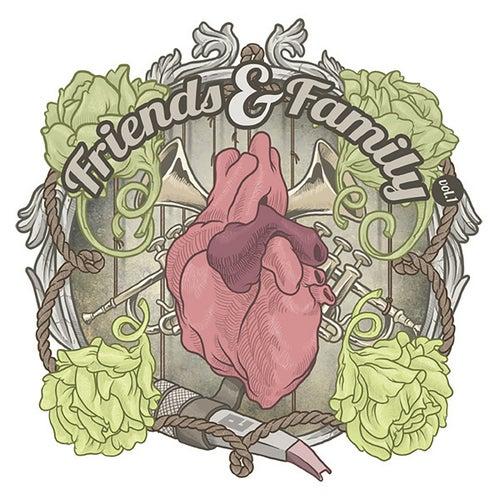 Friends & Family, Vol. 1 de Various Artists