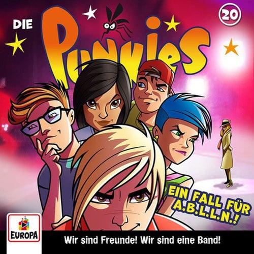 020/Ein Fall für A.B.L.L.N. by Die Punkies