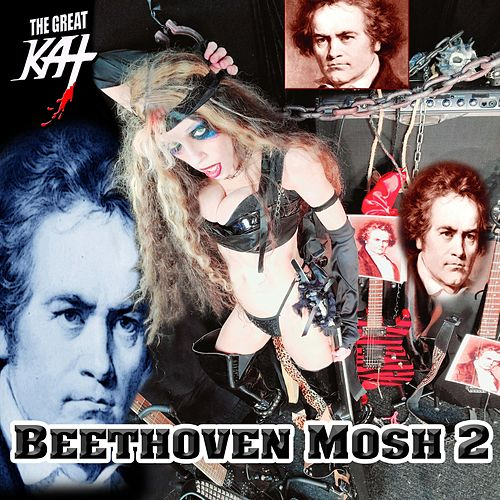 Beethoven Mosh 2 by The Great Kat