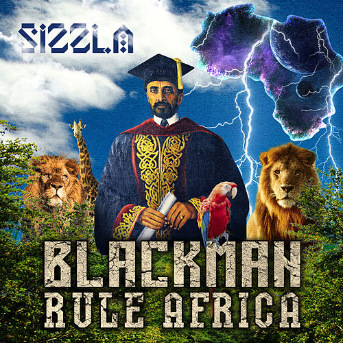 Black Man Rule Africa de Sizzla