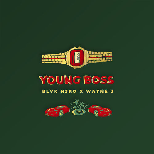 Young Boss van Blvk H3ro