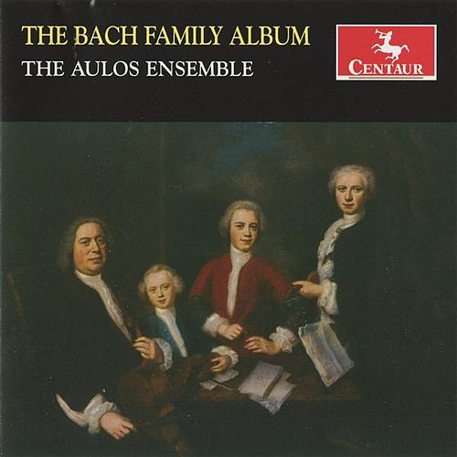 The Bach Family Album de The Aulos Ensemble