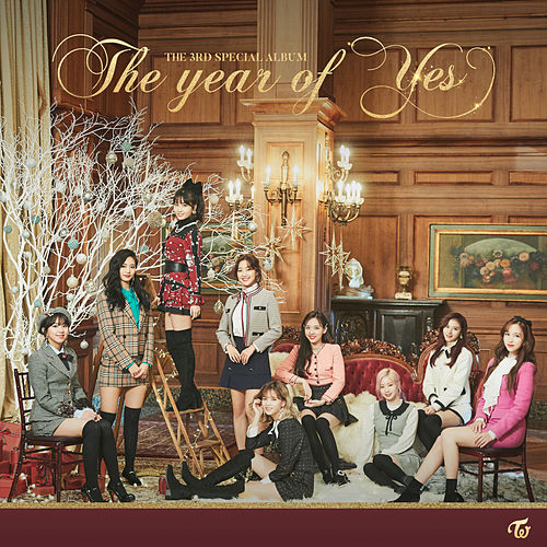 The year of 'YES' von TWICE
