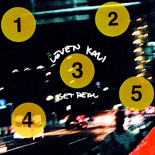 12345 (Get Real) by Leven Kali