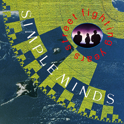 Street Fighting Years (Super Deluxe) de Simple Minds