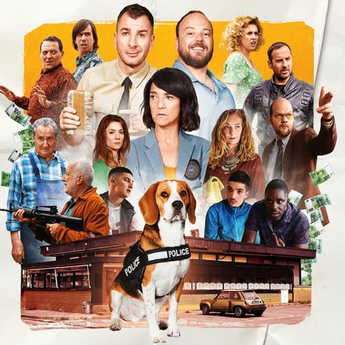 Lucky (Original Motion Picture Soundtrack) by Agoria