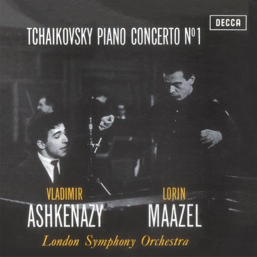 Tchaikovsky: Piano Concerto No. 1 in B-Flat Minor, Op. 23 von Vladimir Ashkenazy