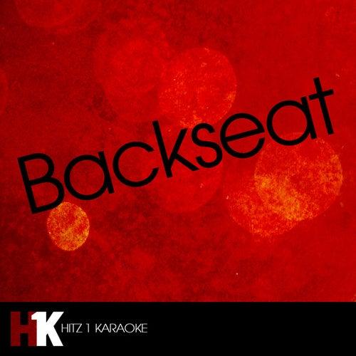 Backseat (feat. The Cataracs & Dev) - Single von Backseat