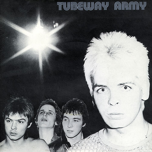 Bombers de Tubeway Army