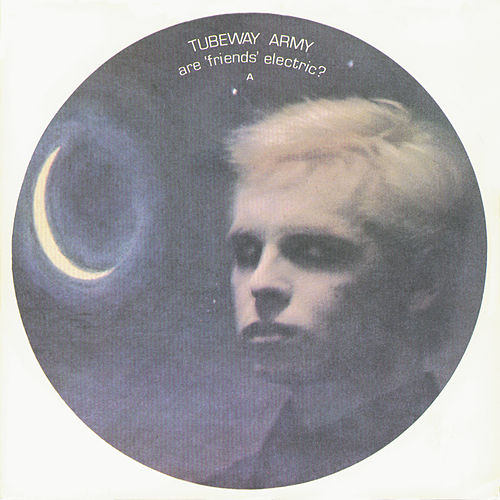 Are 'Friends' Electric? de Tubeway Army