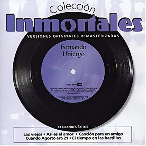 Colección Inmortales (Remastered) de Fernando Ubiergo
