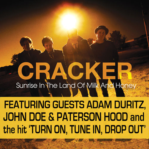 Sunrise In The Land Of Milk And Honey by Cracker
