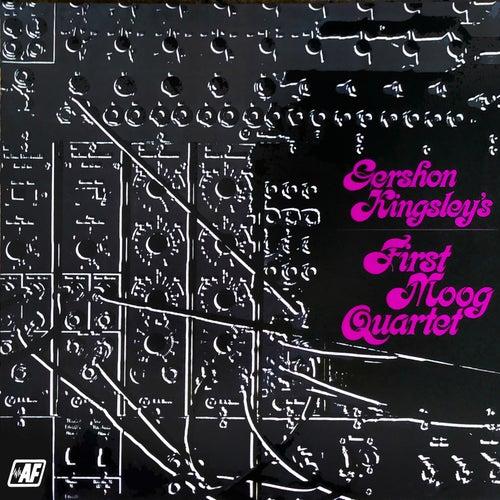First Moog Quartet de Gershon Kingsley