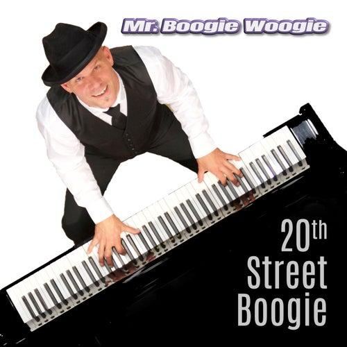 20th Street Boogie de Mr. Boogie Woogie