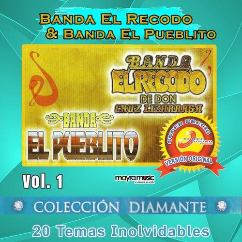 20 Súper Éxitos, Volumen 1 de Banda El Recodo