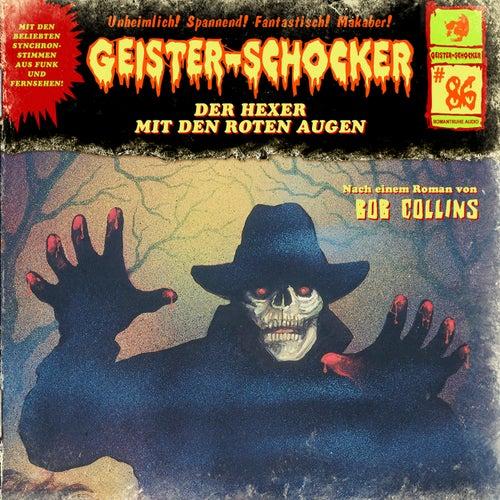 Folge 86: Der Hexer mit den roten Augen von Geister-Schocker
