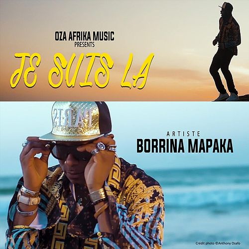 Je Suis Là by Borrina Mapaka