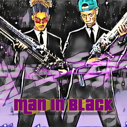 Man In Black by Kuringa Da Corte