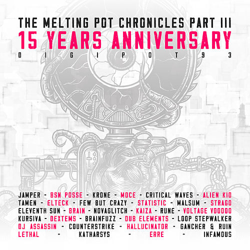 The Melting Pot Chronicles, Pt. III von Various Artists