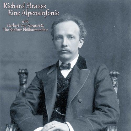 Strauss: Eine Alpensinfonie de Berliner Philharmoniker