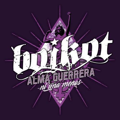 Alma Guerrera, Ni una Menos von Boikot