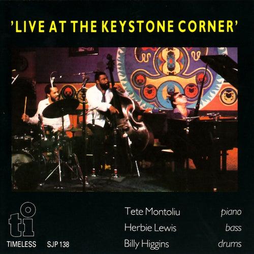 Live at the Keystone Corner de Tete Montoliu