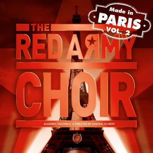 Made in Paris, Vol. 2 by Red Army Choir