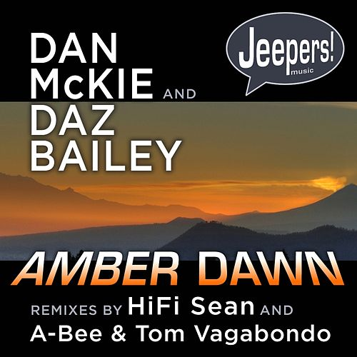 Amber Dawn by Dan McKie