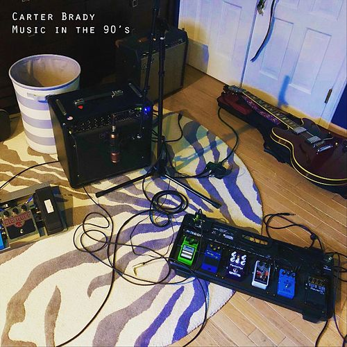Music in the 90's von Carter Brady