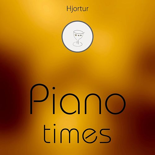 Piano Times by Hjortur