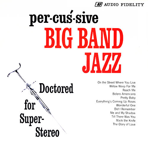 Percussive Big Band Jazz de Bobby Christian