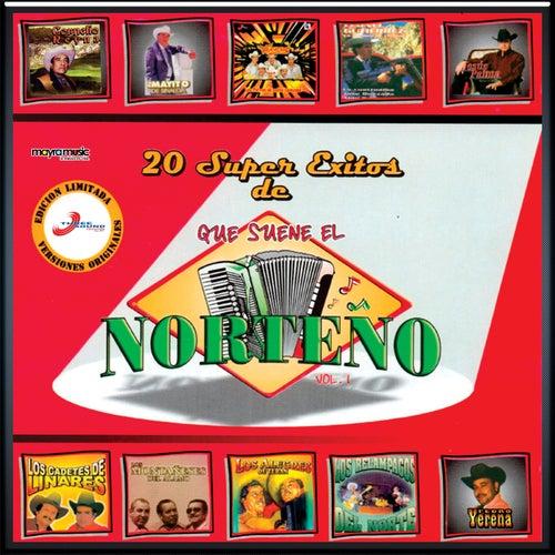 Que Suene El Norteño, 20 Súper Éxitos von Vários Artistas