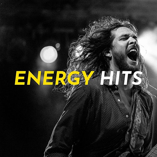 Energy Hits von Alba, Rick Jayson, Estelle Brand, Maxence Luchi, Fiona Scara, Ilan, MCDJK, Galaxyano, The Top Tribute Band, Remix DJ, Shannon Nelson, Anne-Caroline Joy