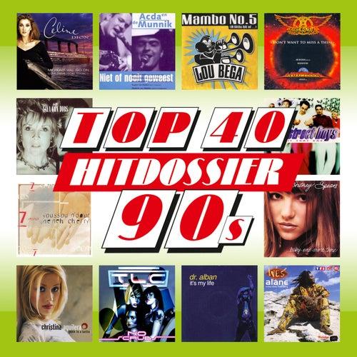 TOP 40 HITDOSSIER - 90s van Various Artists