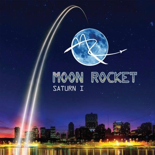 Saturn I de Moon Rocket