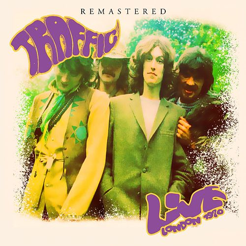 Live: London 1970 - Remastered by Traffic