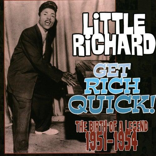 Get Rich Quick! The Birth of a Legend (1951 - 1954) de Little Richard