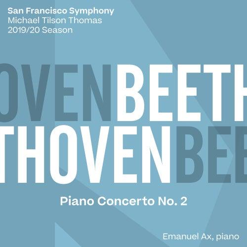 Beethoven: Piano Concerto No. 2 von San Francisco Symphony