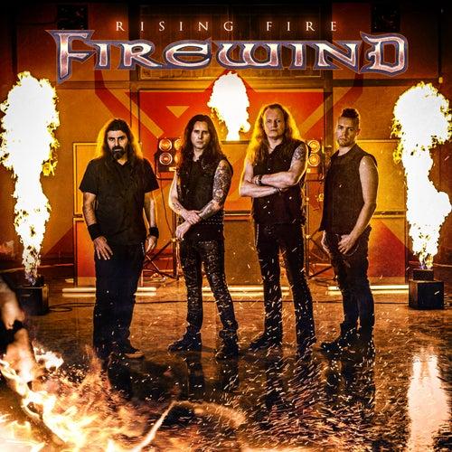 Rising Fire de Firewind