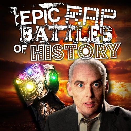 Thanos vs J. Robert Oppenheimer de Epic Rap Battles of History