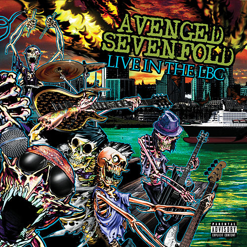Live in the LBC by Avenged Sevenfold