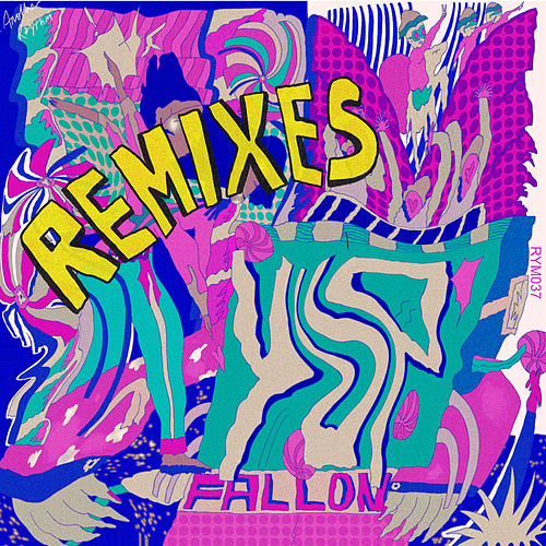 Yup (Remixes) de Fallon